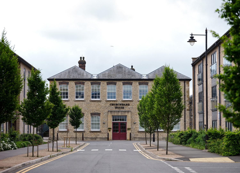 Churchward House, SWINDON