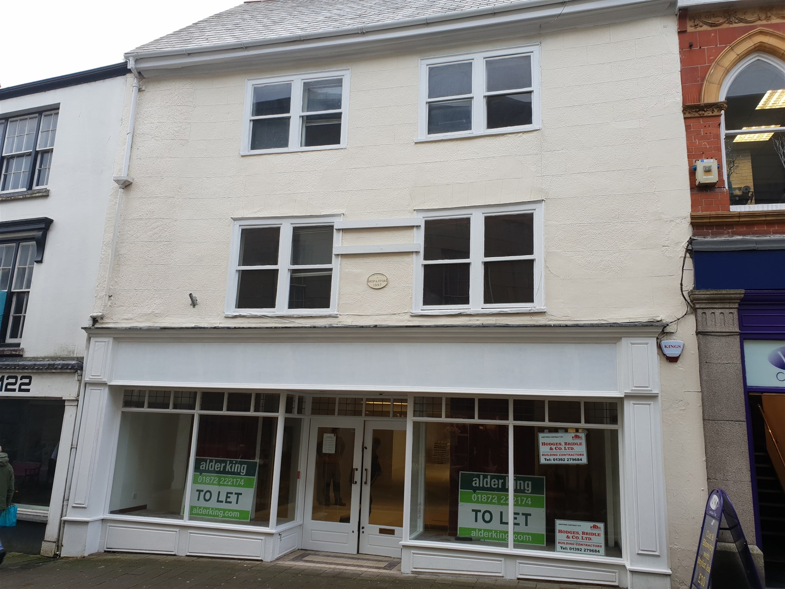 24 Fore Street, BODMIN