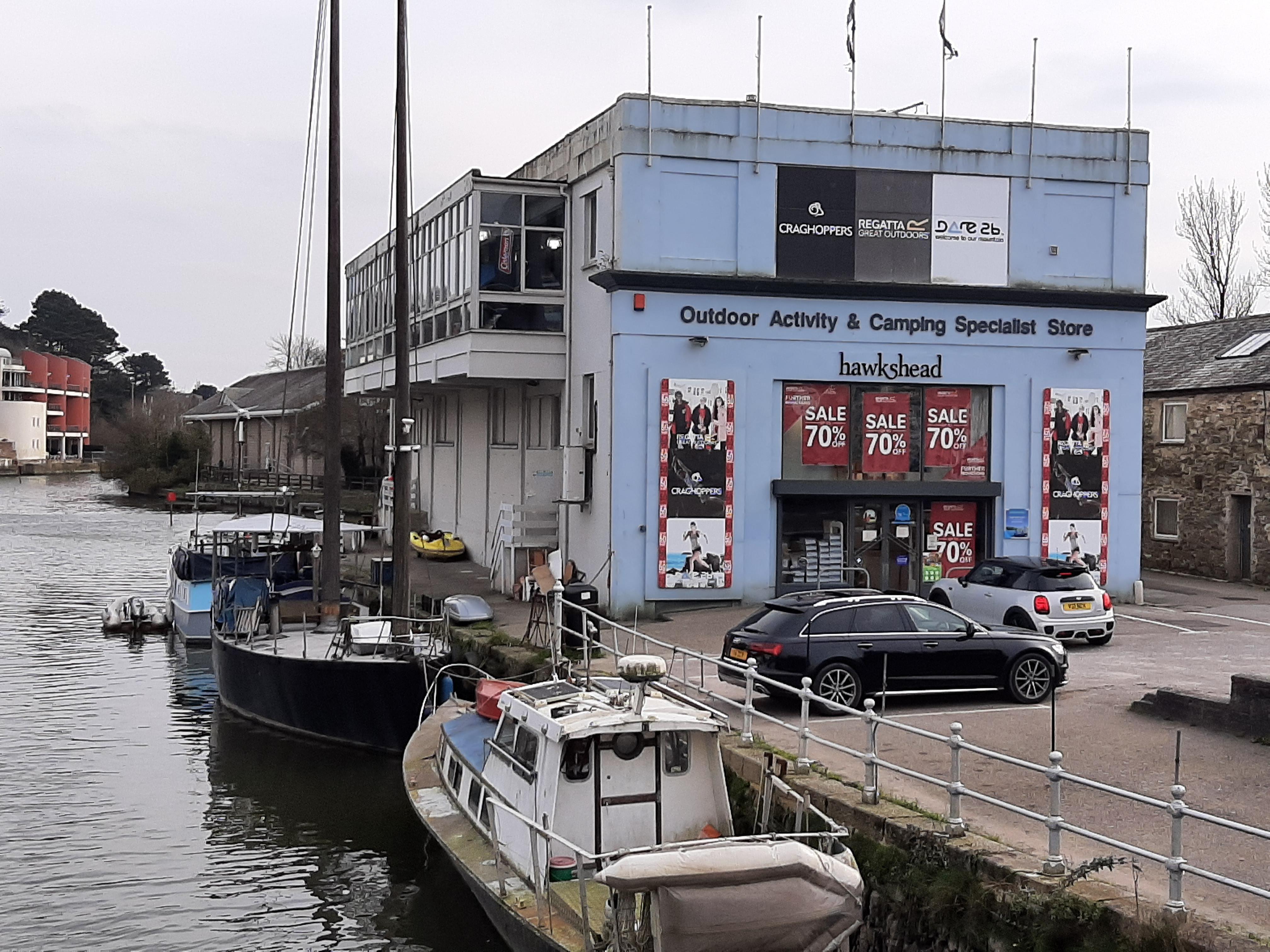 Town Quay, TRURO