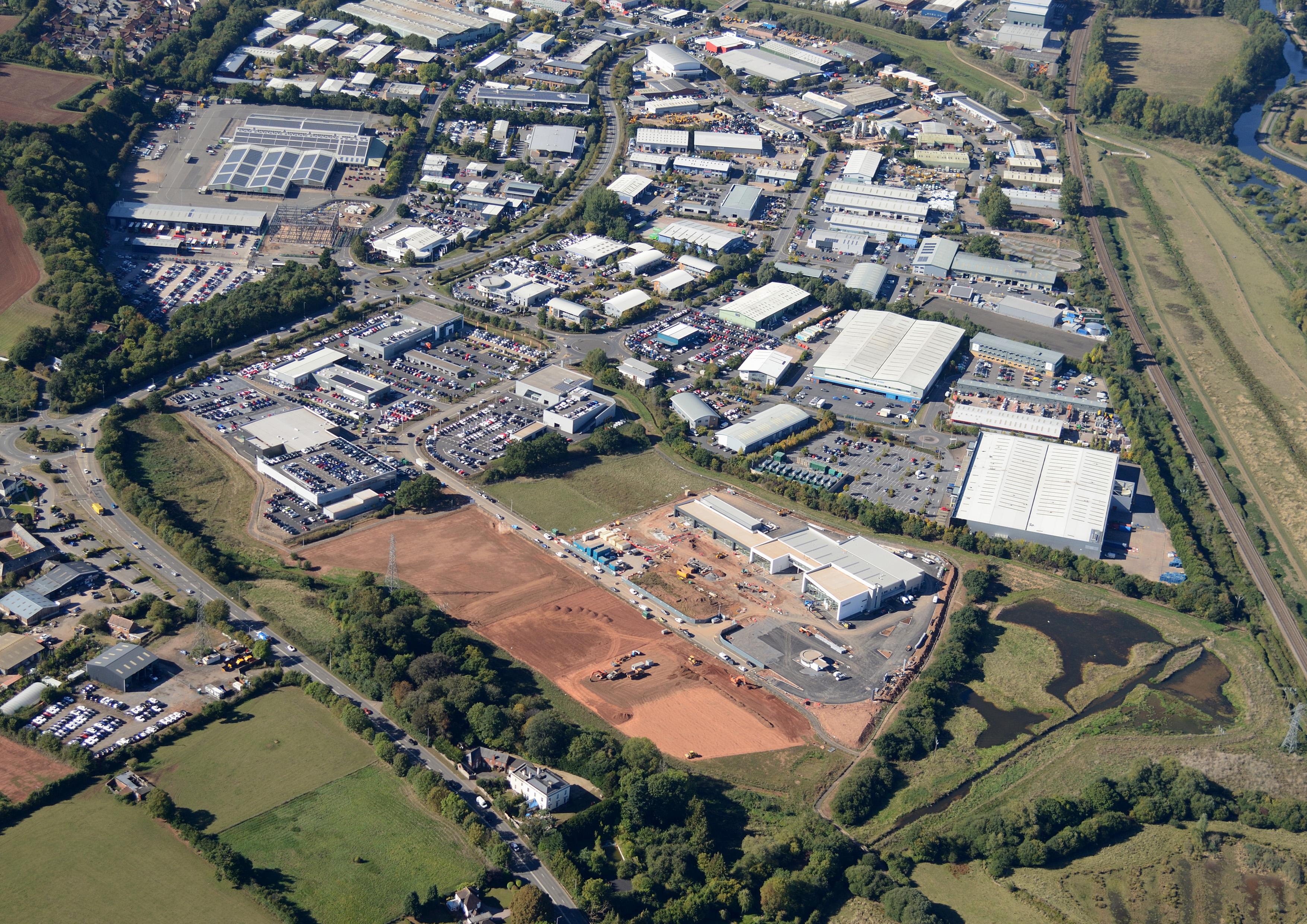 Phase 3, Matford Park (Matford Green), EXETER
