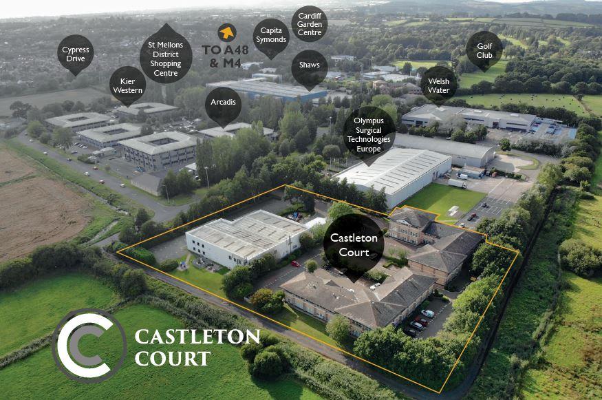 Castleton Court (St Mellons) - The Scheme, CARDIFF