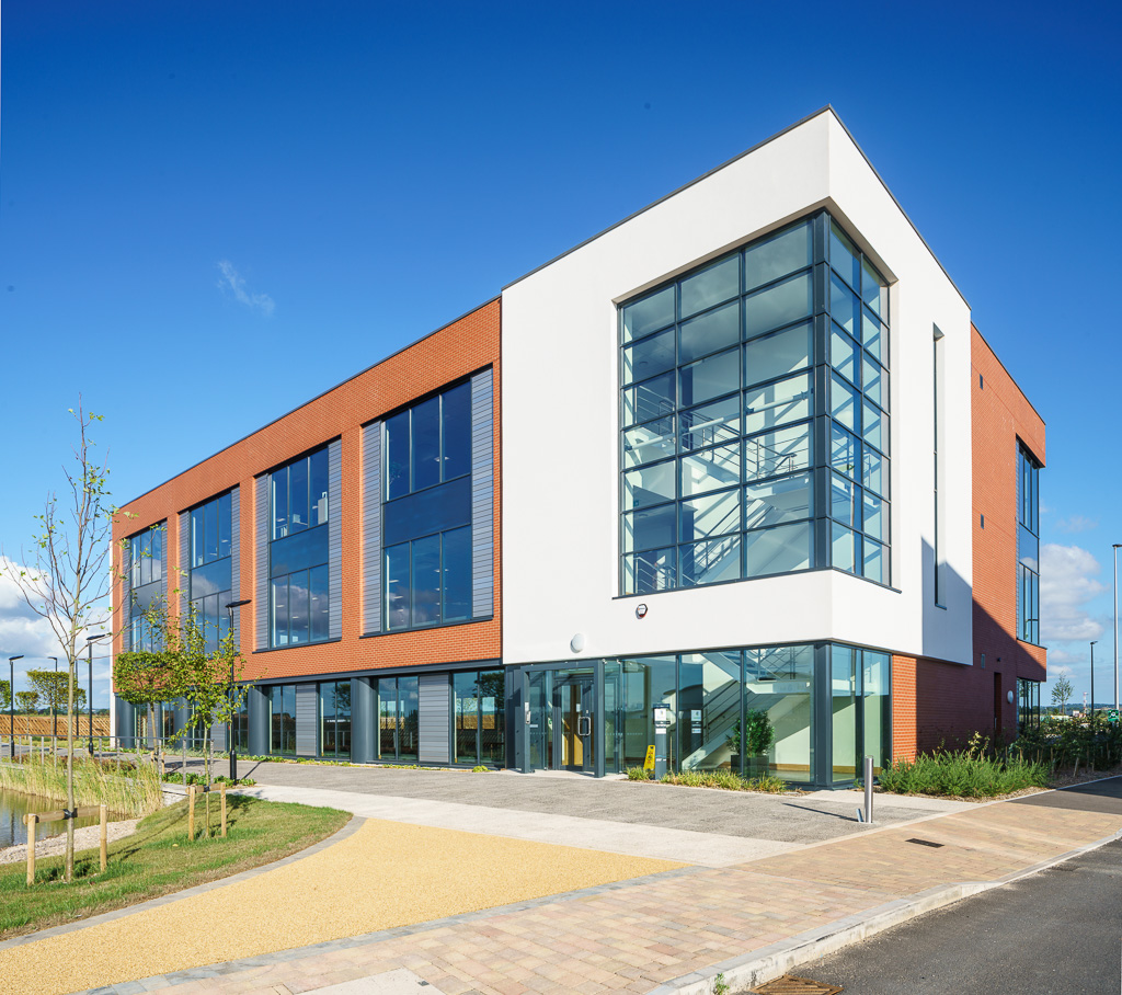 SkyPark (Offices), EXETER