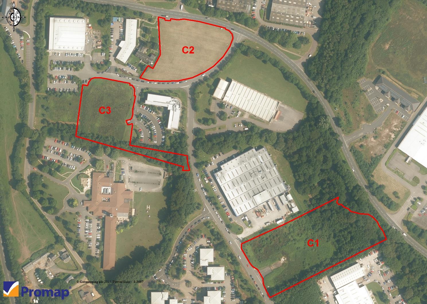 Development Land in Cwmbran, CWMBRAN