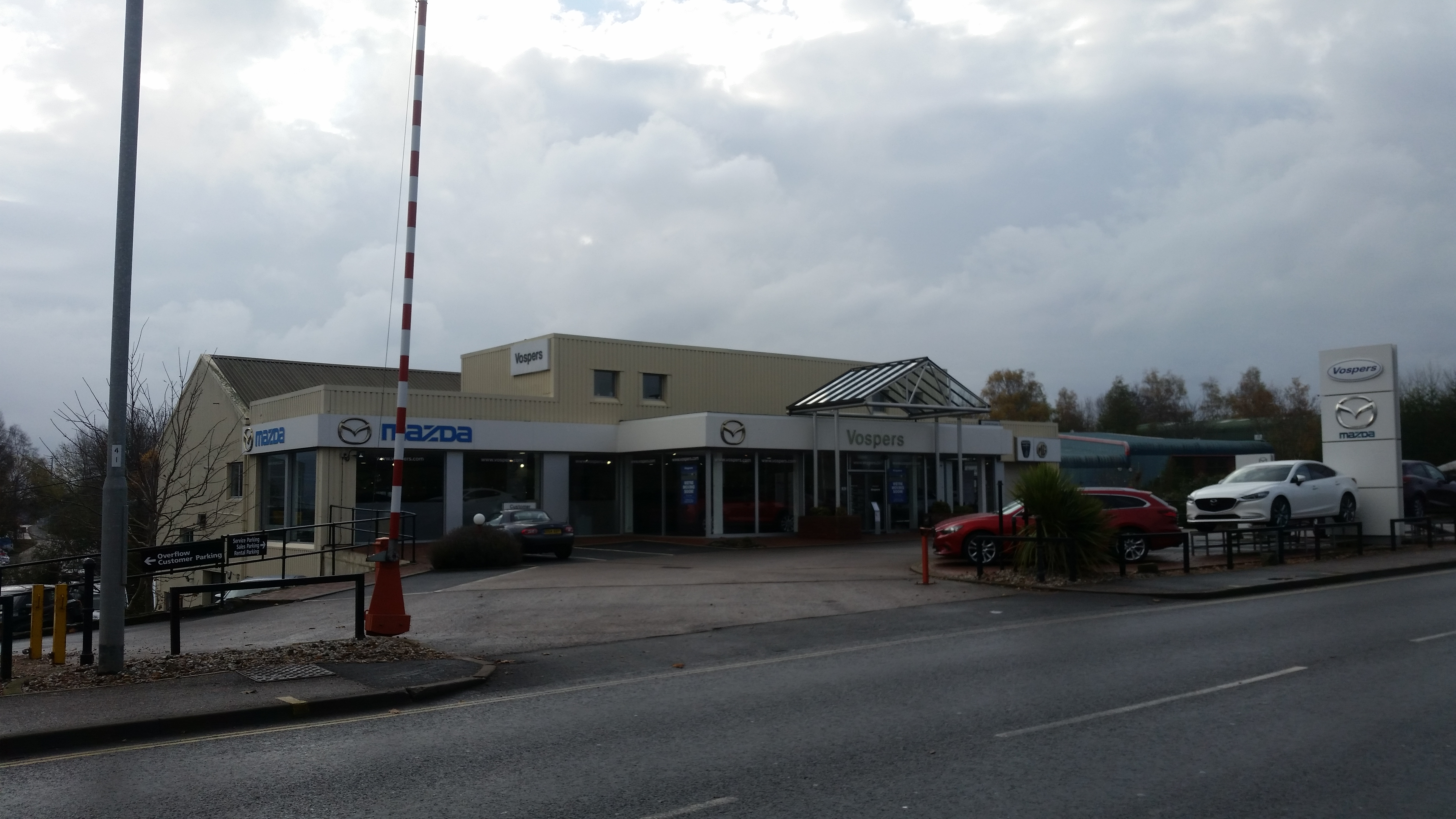 Honiton Road (Vospers), EXETER