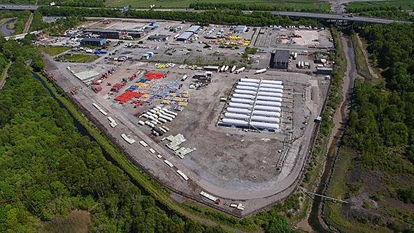 Llandarcy - Storage Yards, NEATH, SA10 6JY