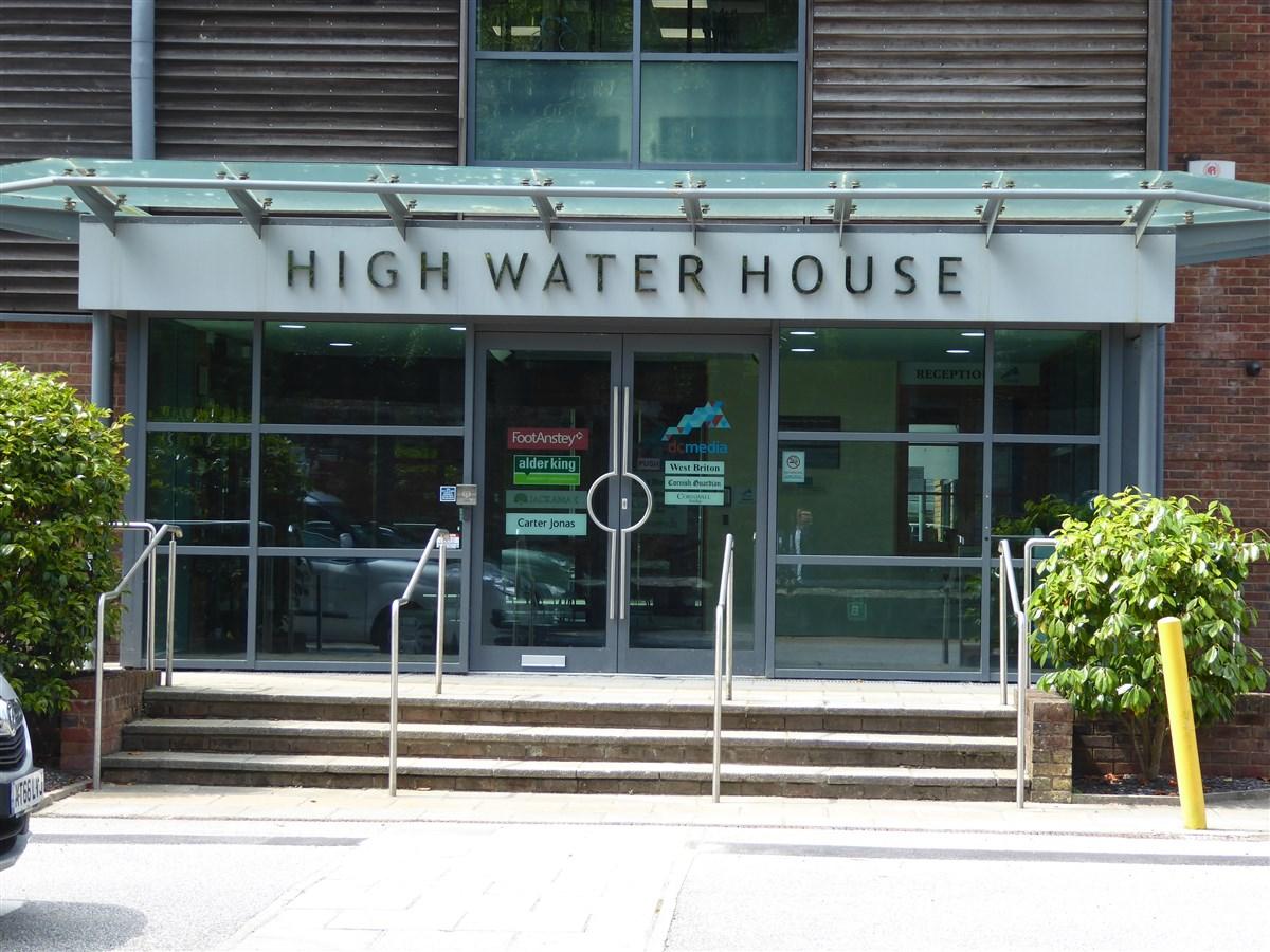 Ground Floor High Water House, TRURO