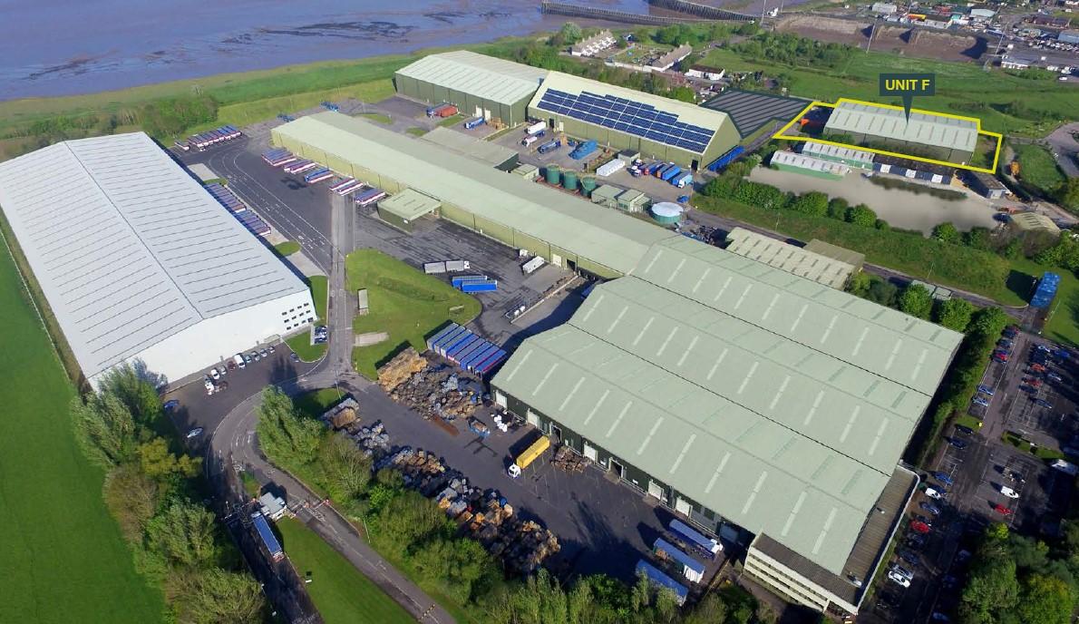 Unit F Severn Distribution Park, SHARPNESS