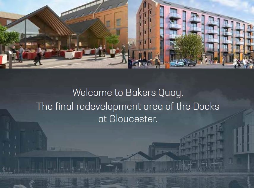Bakers Quay Phase 2, GLOUCESTER
