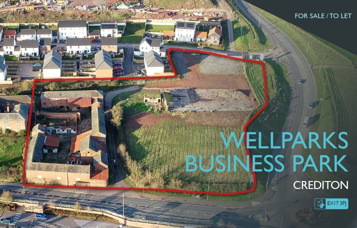 Wellparks Business Park, CREDITON