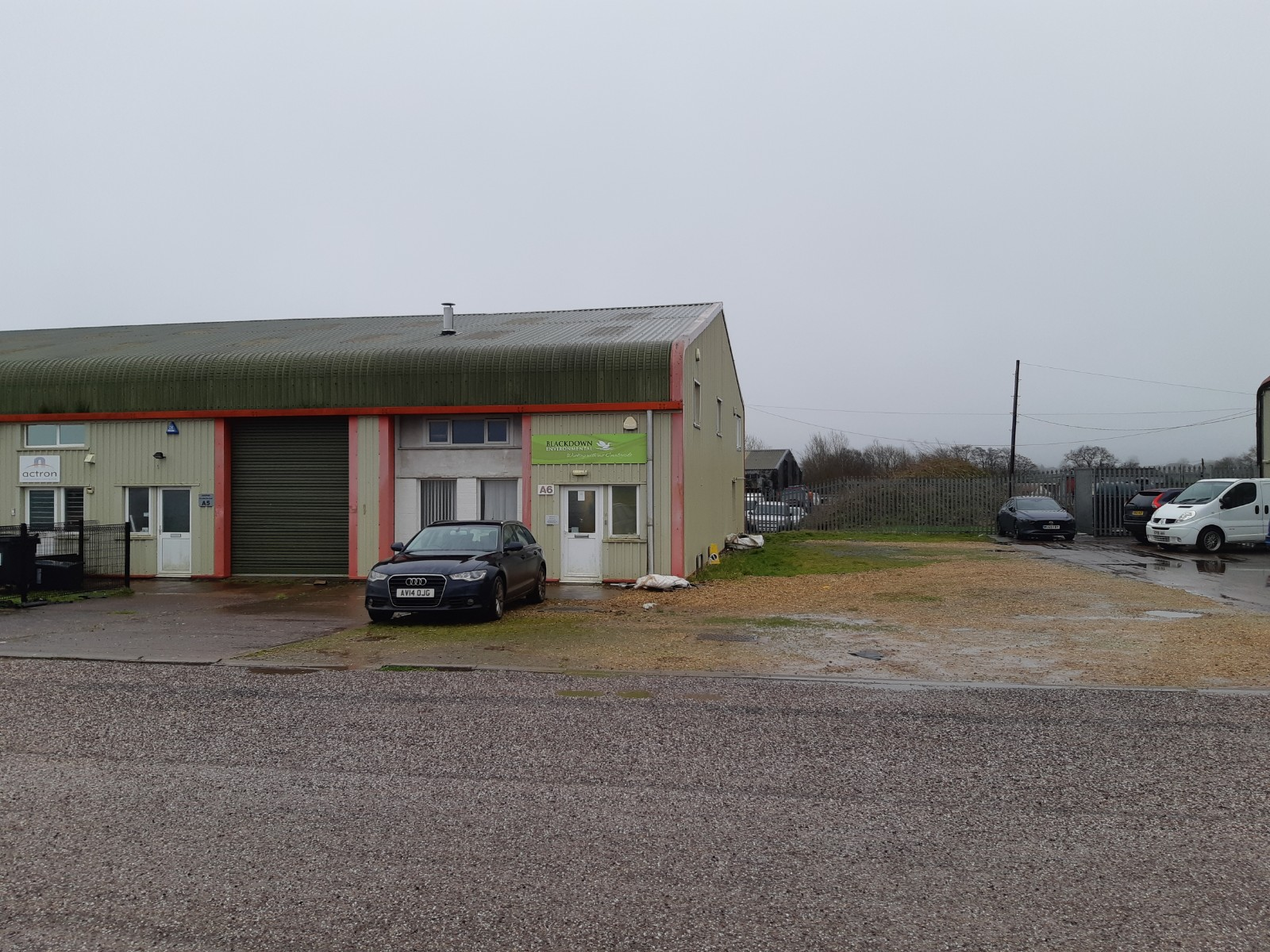 Unit 6 Dunkeswell Airfield, HONITON