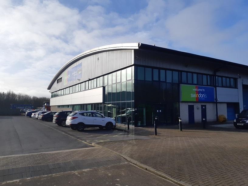 Offices at Swindon Bus Company Depot, SWINDON