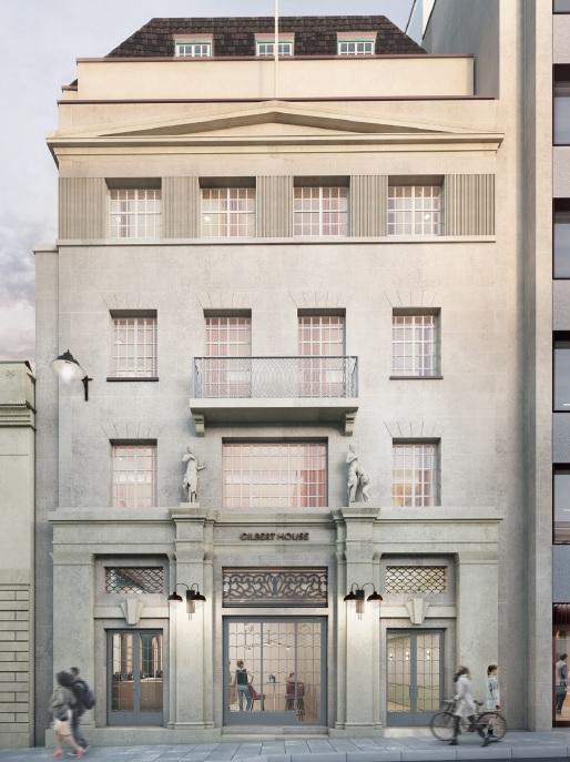 Gilbert House, 37-39 Corn Street, BRISTOL
