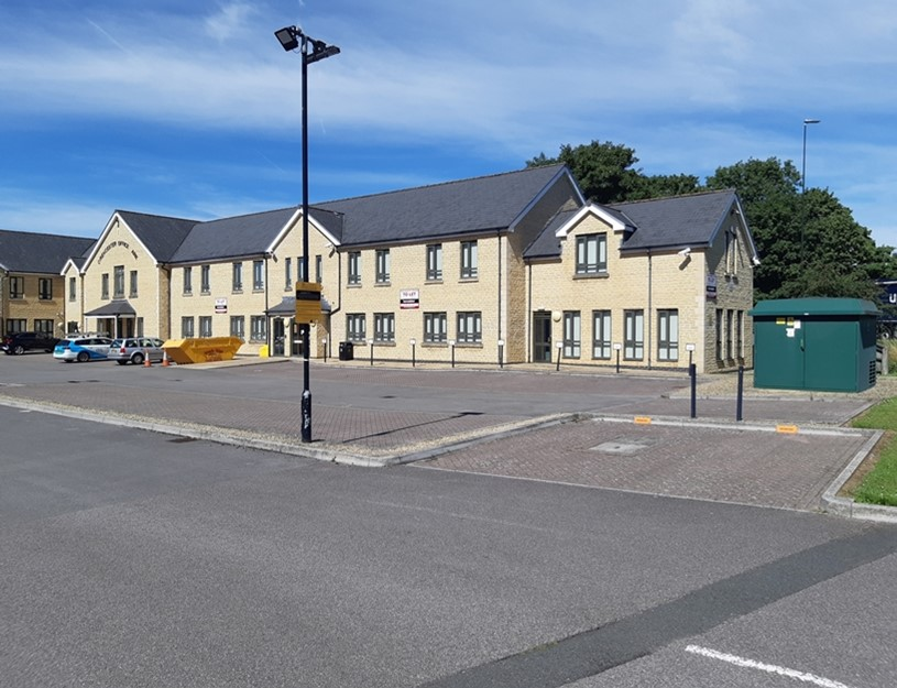 Units 1, 2, 5 & 6 Cirencester Office Park, CIRENCESTER