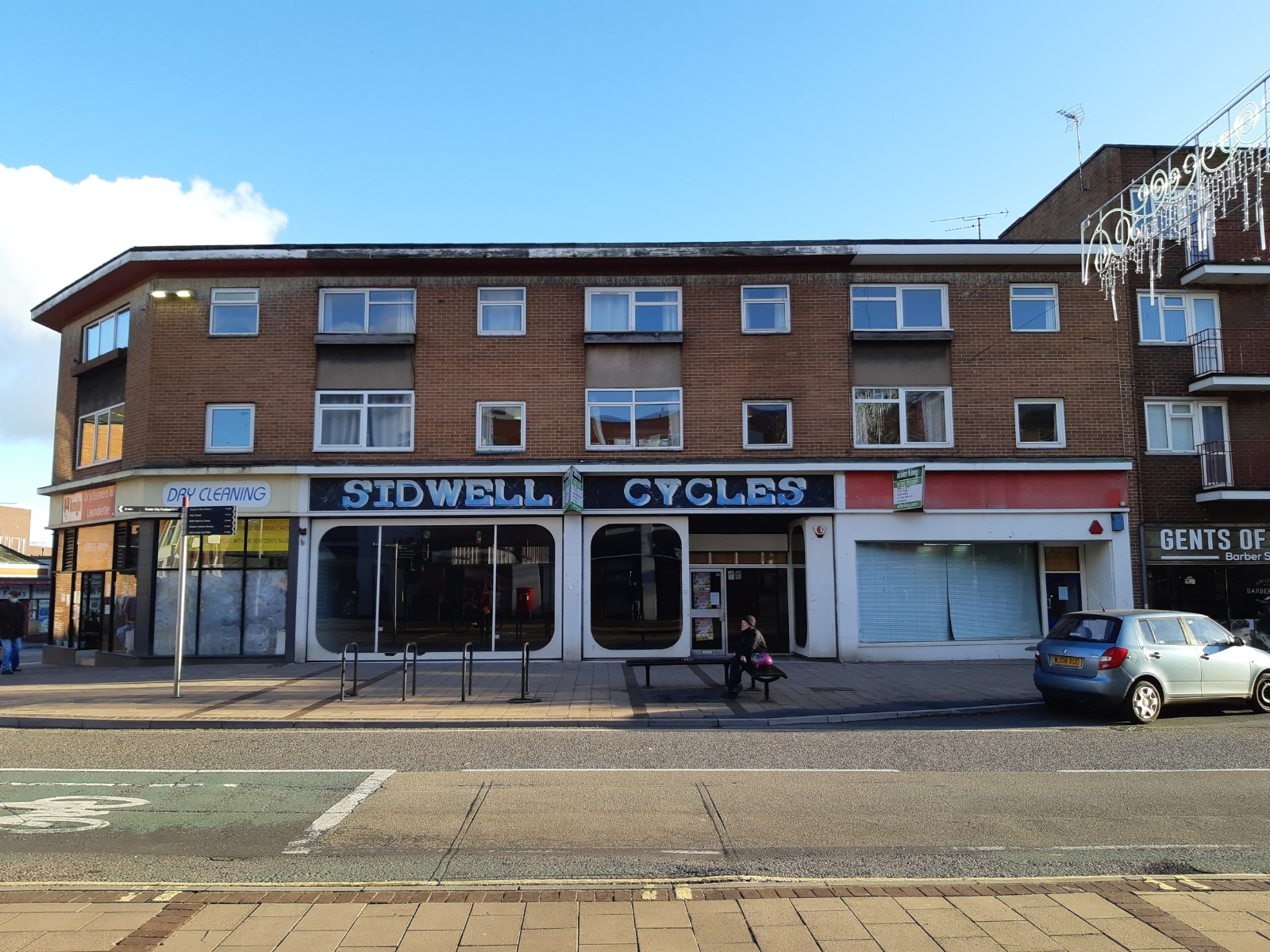 139-142 Sidwell Street, EXETER