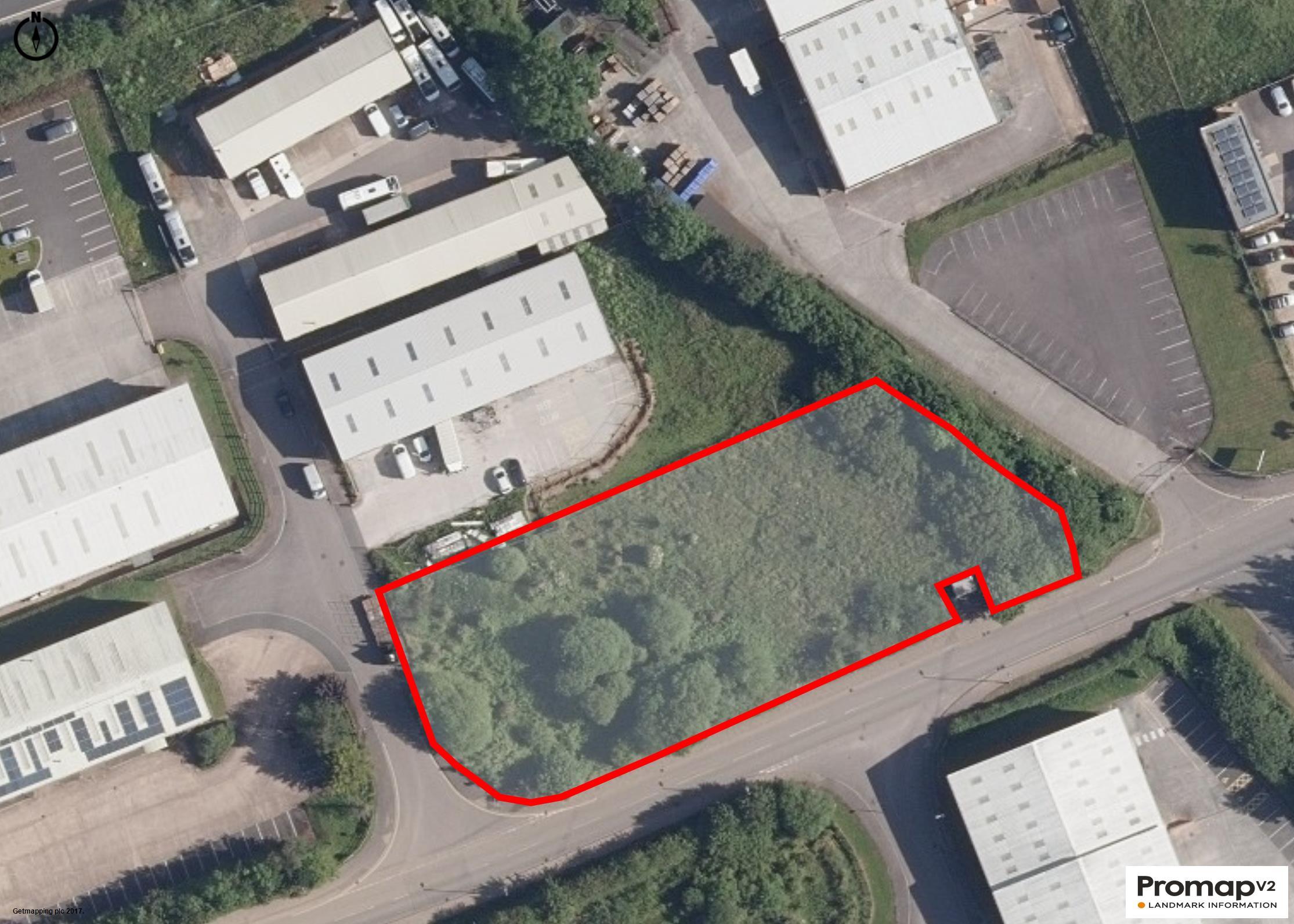 Land at Western Court, HONITON, EX14 1TA