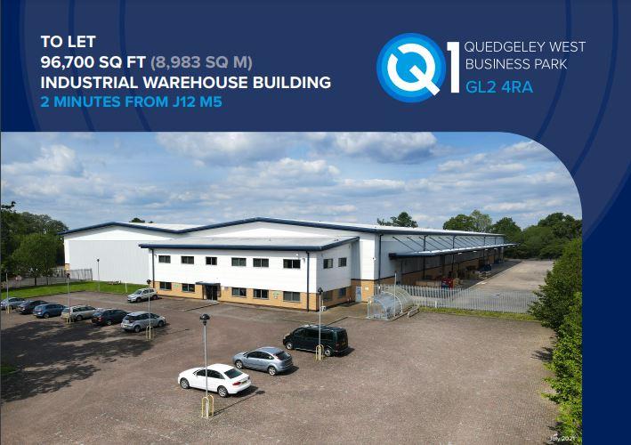 Unit 1 Quedgeley West Business Park, GLOUCESTER